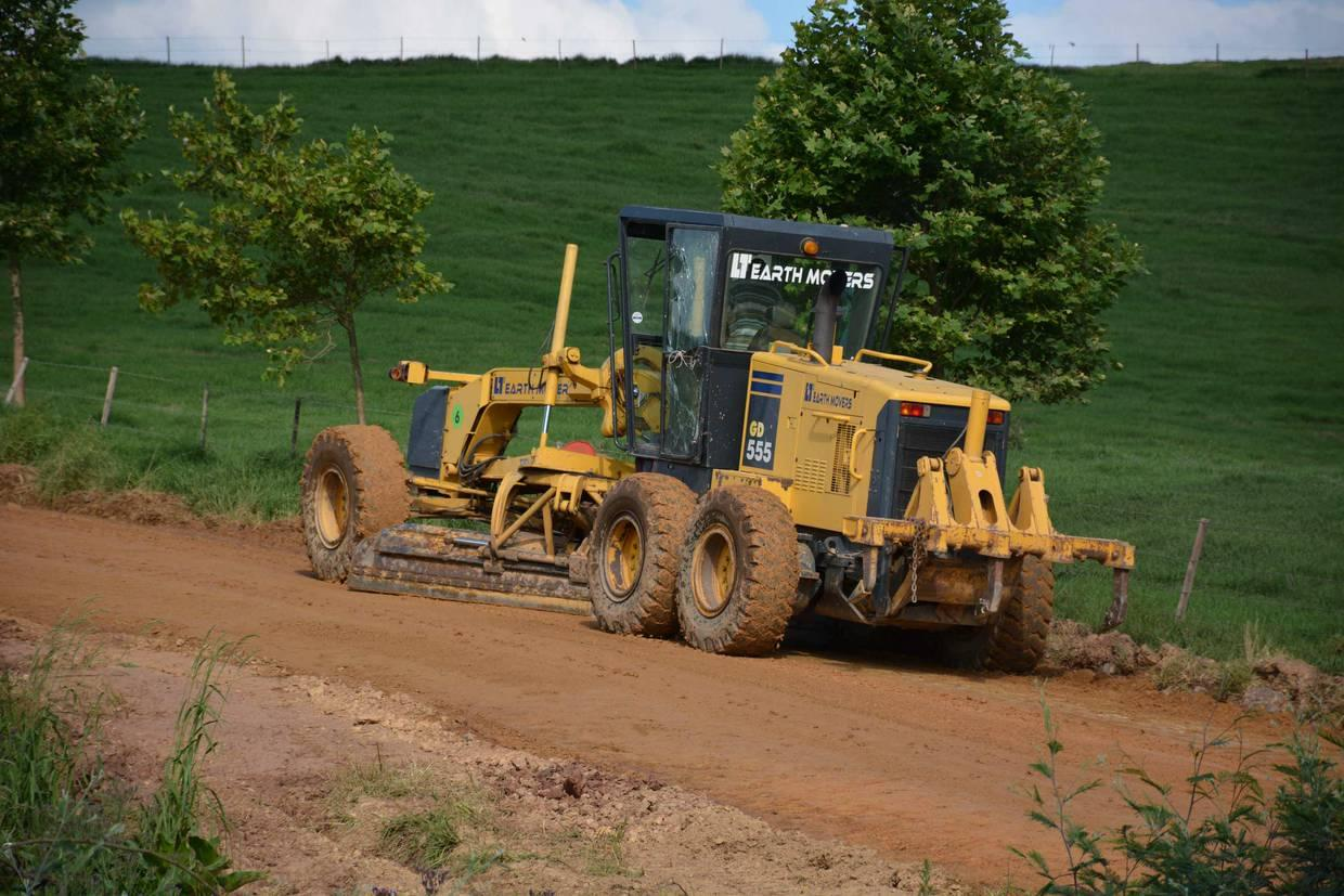 Grader for hire in south africa