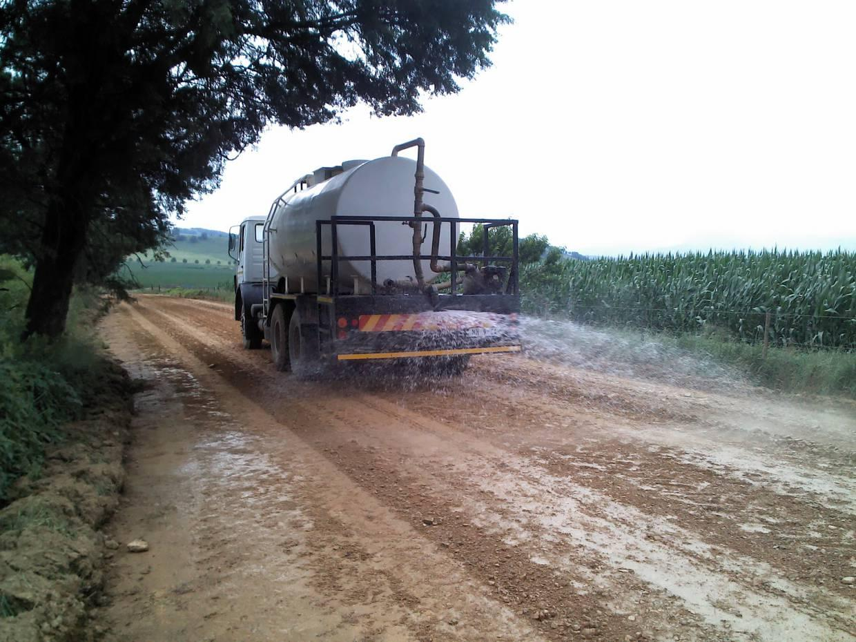 Water tanker for hire in south africa