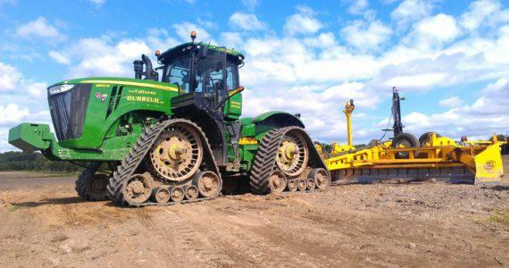 Earth moving equipment for hire in south Africa